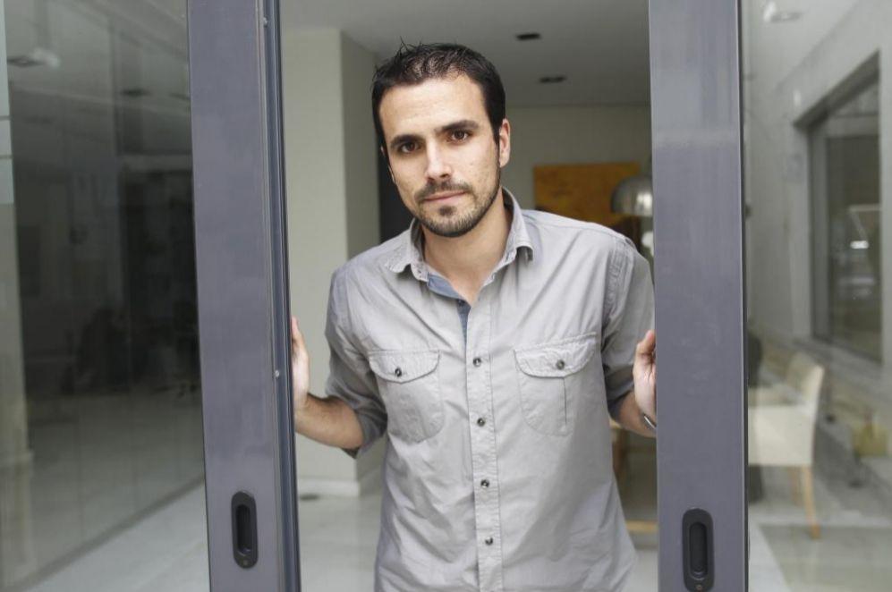 Alberto Garzón. El riojano Alberto Garzón (28) se ha convertido en...