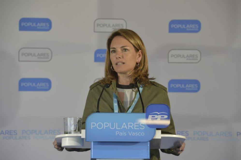 Arantza Quiroga. No sabemos si es casualidad, pero los políticos del...