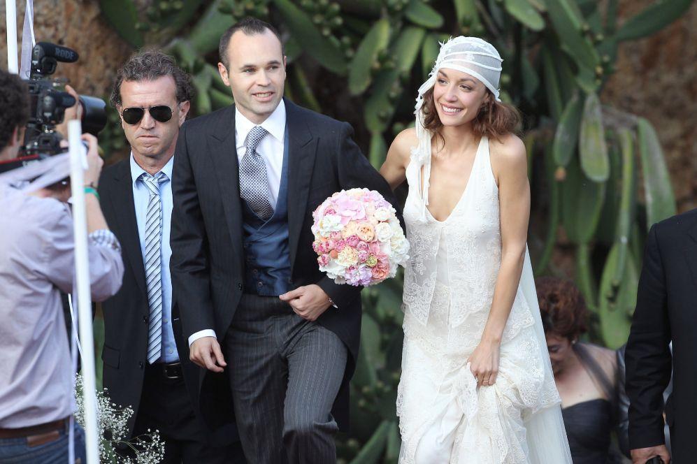 las famosas peor vestidas el día de su boda - lourdes montes. para
