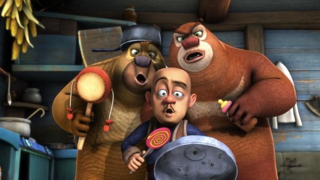 Imagen de la película de animación china 'To the rescue'