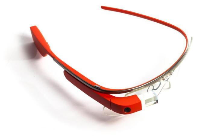 Imagen de unas Google Glass.