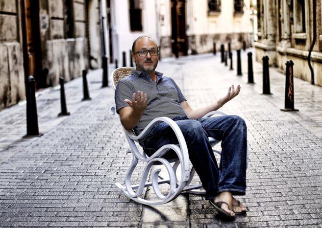 El director creativo de Goodby Silverstain & Partners, Joakim...