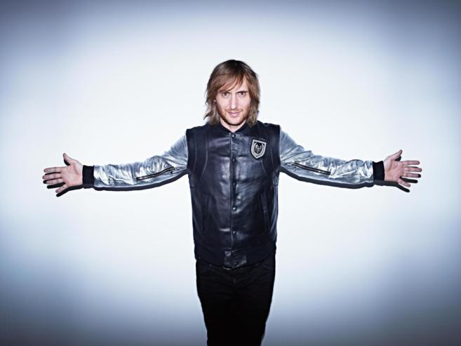 El disc jockey y productor discográfico francés David Guetta.