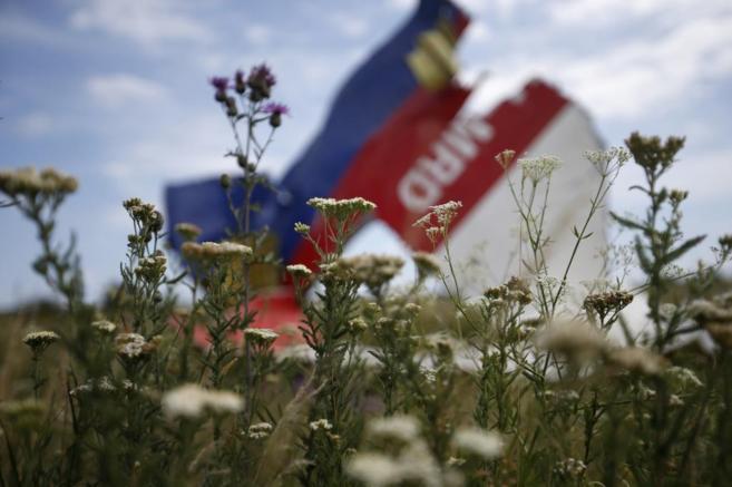avion derribado MH17