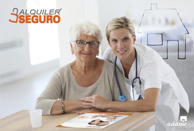 Imagen de la campaña informativa que han lanzado Alquiler Seguro y...