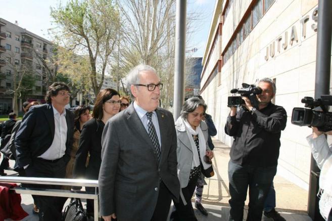 Josep Poblet, presidente de la Diputació de Tarragona