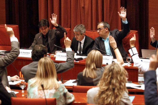 Comisión de la Ley de Consultas catalana
