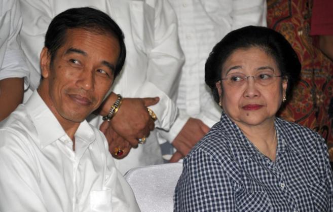 El presidente electo de Indonesia, Joko Widodo, en Yakarta.