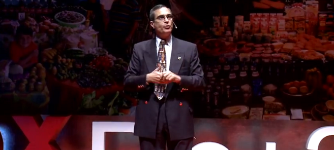 José Luis Cordeiro, profesor de la Singularity University.