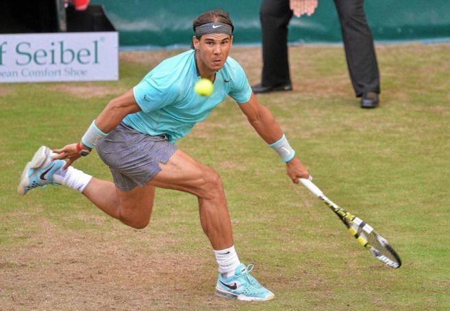 Rafael Nadal sigue por cuarto año consecutivo siendo el español más...