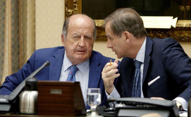 Albendea, presidente de la Comisión de Cultura del Congreso de los...