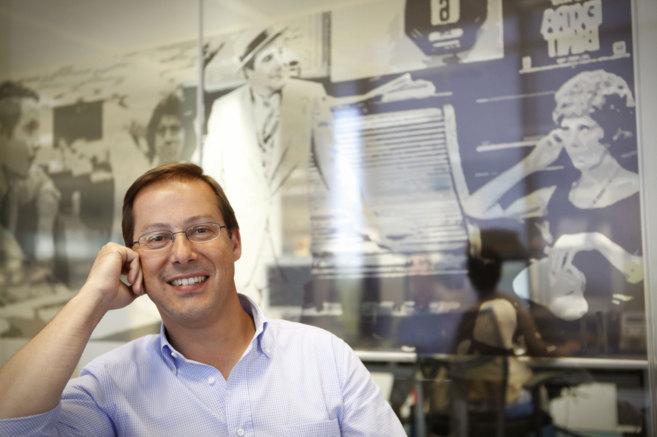 Javier Cabrerizo, nuevo director general de Unidad Editorial.