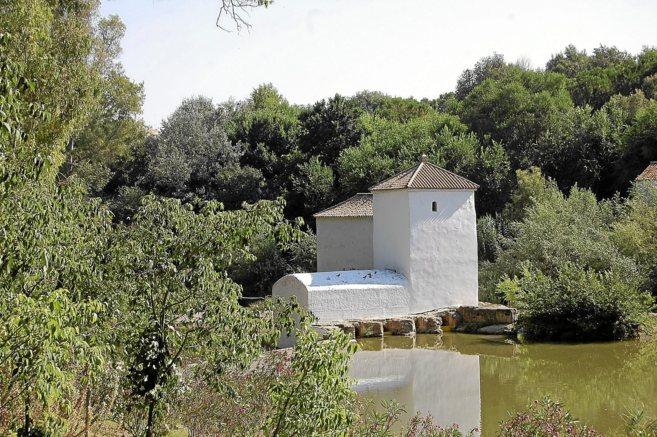 Molino de San Juan en el río Guadaira