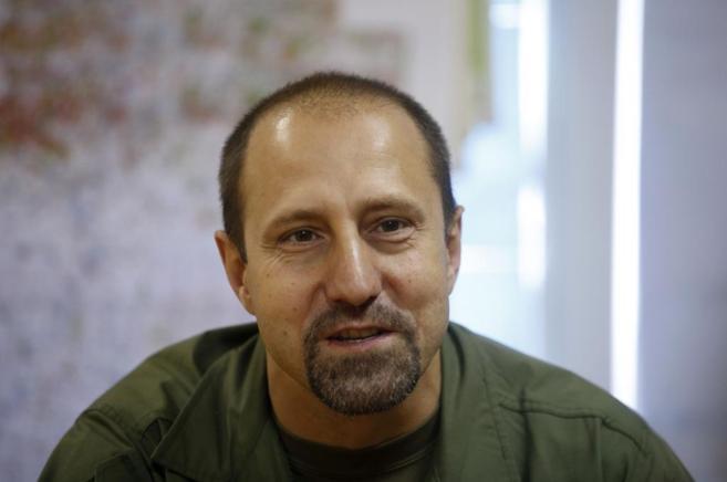 El comandante Alexander Khodakovsky confirma que tenían misiles.