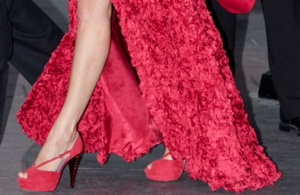 20 Pares Que Los Magrit De Zapatos Sandalias Calza Se Letizia QCBshdxtr
