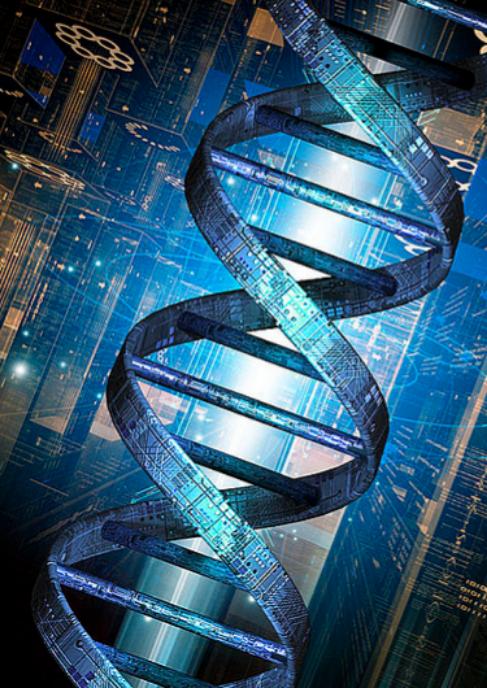 Recreación de un ADN digital