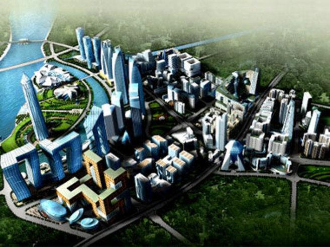 Resultado de imagen para ciudad inteligente india