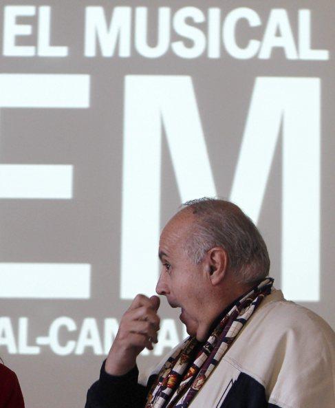 El productor teatral José Luis Moreno.