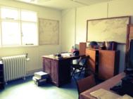 Caseta 8 donde trabajó Turing