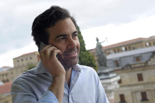 Pablo Zalba, presidente de la gestora del PP navarro.