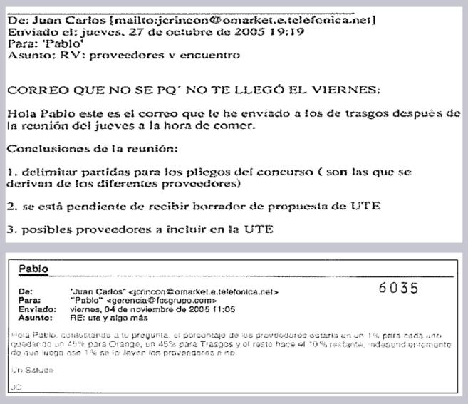 >1. Intercambio de datos: Desde que EL MUNDO empezó a publicar...