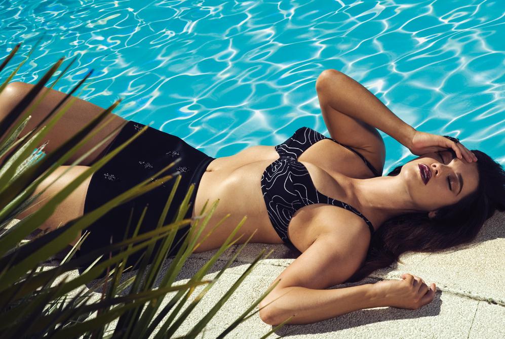 La 'top' australiana Laura Wells luce una 44. (PINCHA SOBRE...