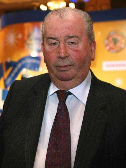 Julio Grondona, en una imagen de 2007.