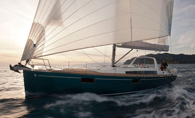 Oceanis 48   Foto: Live Aboard Club Mallorca