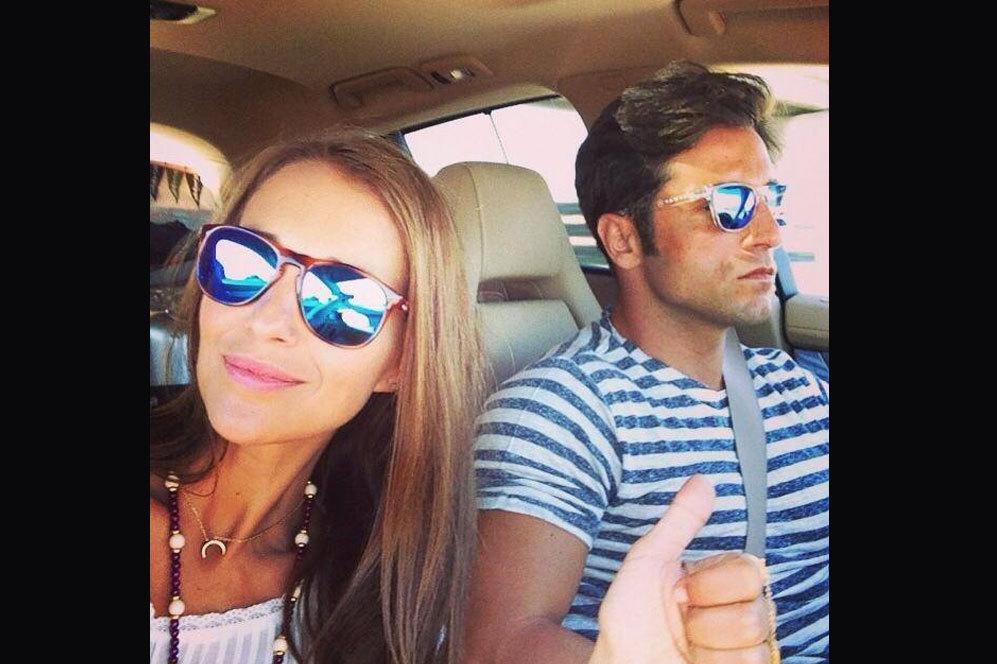 03f6f52664 Paula Echevarría y David Bustamante han decidido compartir su verano.