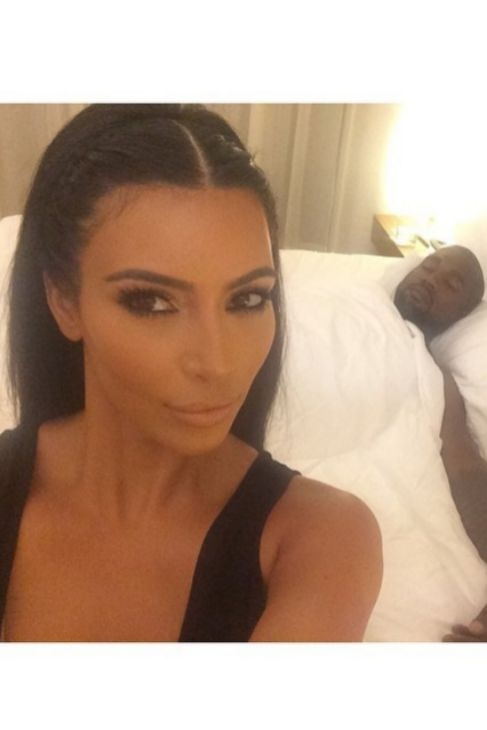No es nada nuevo  ver a Kim Kardashian, a Miley Cyrus o a otras vip...