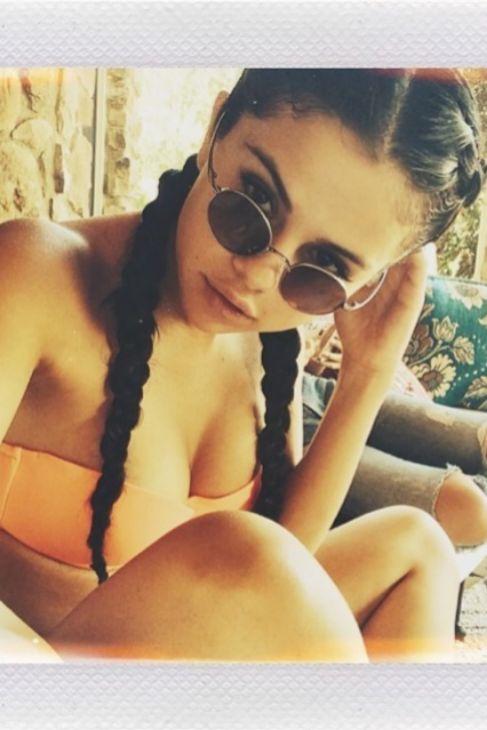 Selena Gómez..