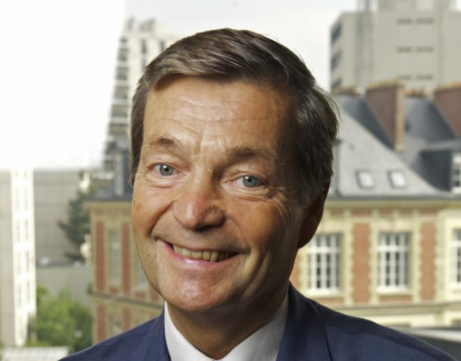 El director del Instituto Pasteur, Christian Bréchot.