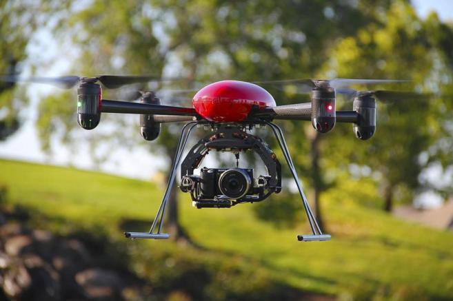 Un avión no tripulado utilizado por Estados Unidos para...