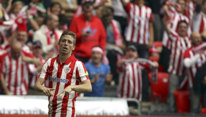 El delantero del Athletic de Bilbao Iker Muniain. a68246cb1672a