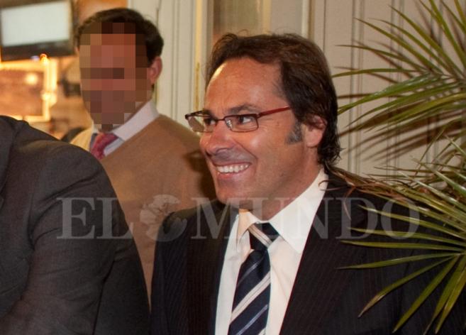 Francisco Martínez, dueño de un gastrobar en el Vial Norte de...
