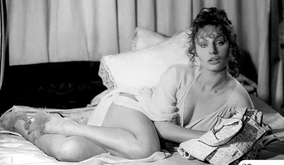 La actriz alemana, durante una escena de 'Mi marido no...