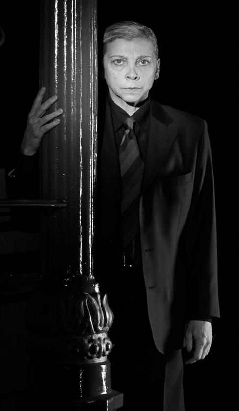 La actriz Kiti Mánver en una imagen promocional de 'Las heridas...