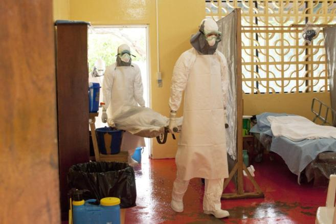 Doctores en Liberia