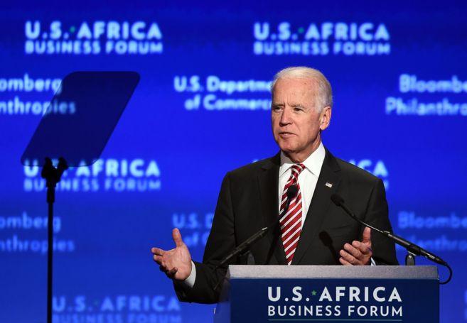El vicepresidente estadounidense, Joe Biden, en Washington.