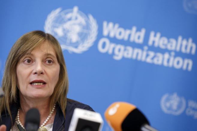 La subdirectora general de la Organización Mundial de la Salud (OMS),...