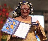 Leymah Gbowee, Premio Nobel de la Paz 2011. (Foto: Gtresonline)