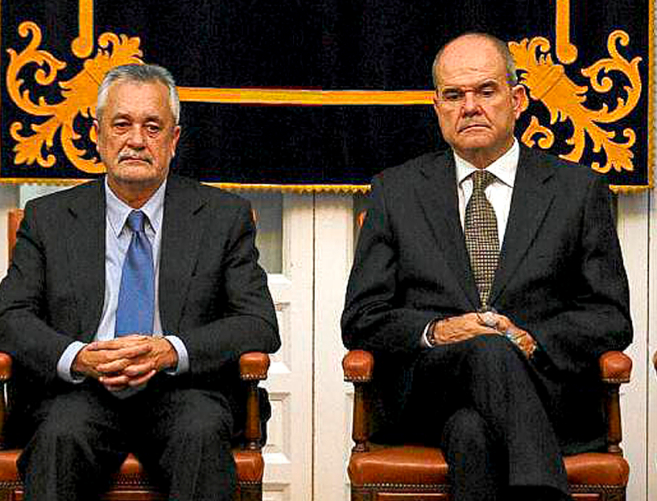 Griñán y Chaves, en Sevila.