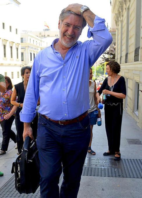 El dirigente socialista José Antonio Pérez Tapias.