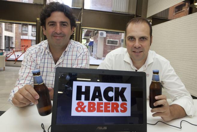 Los promotores de la comunidad ética sobre ciberseguridad...