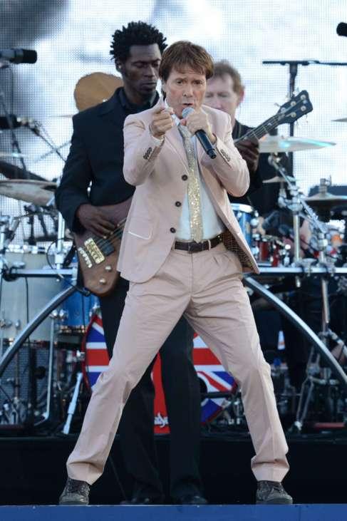 Cliff Richard, en una imagen de archivo.