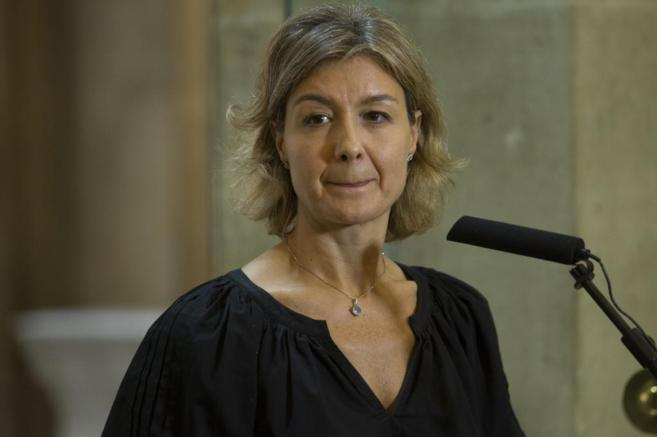 La ministra de Agricultura, Alimentación y Medio Ambiente, Isabel...