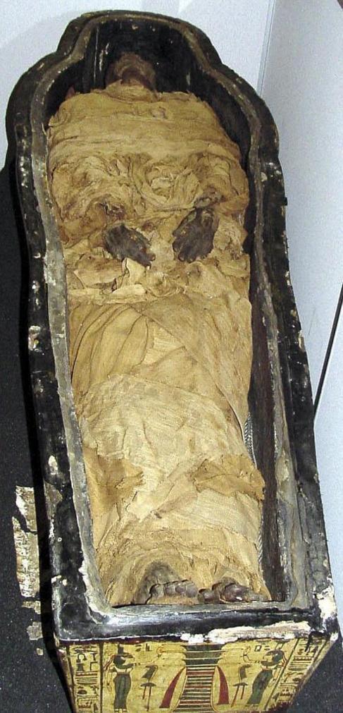 Momia de Leeds (1100 a.C)