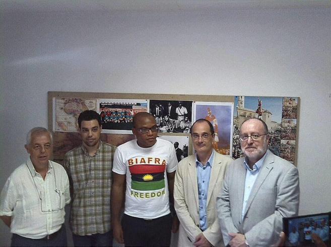 Ramon Rovira, empresario, Eric Bertran, de Nous Catalans, Nnamdi Kanu,...