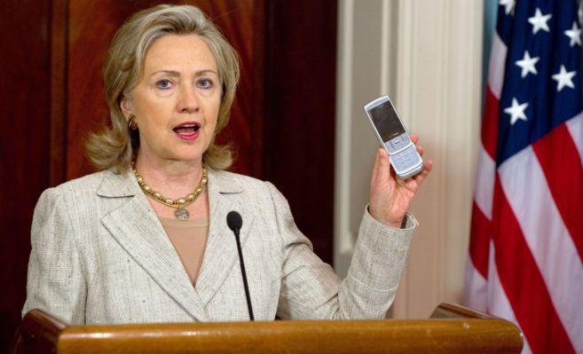 Clinton, en una imagen de 2010.