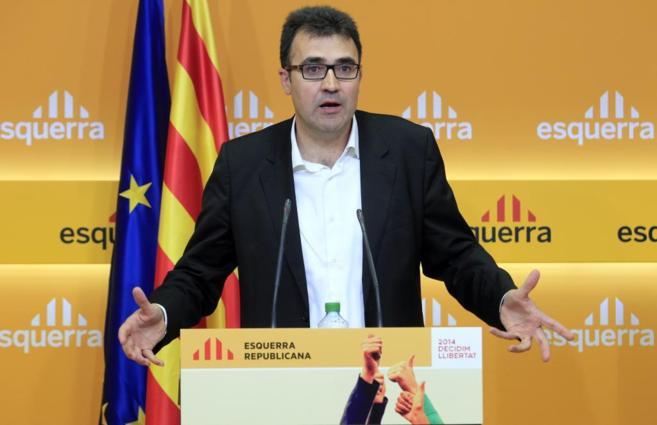 Lluís Salvadó, en una foto de archivo